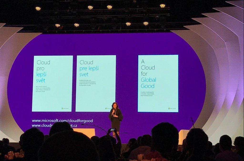 Konference Microsoft DOTS.2017 představila současné technologické trendy i vizi budoucnosti