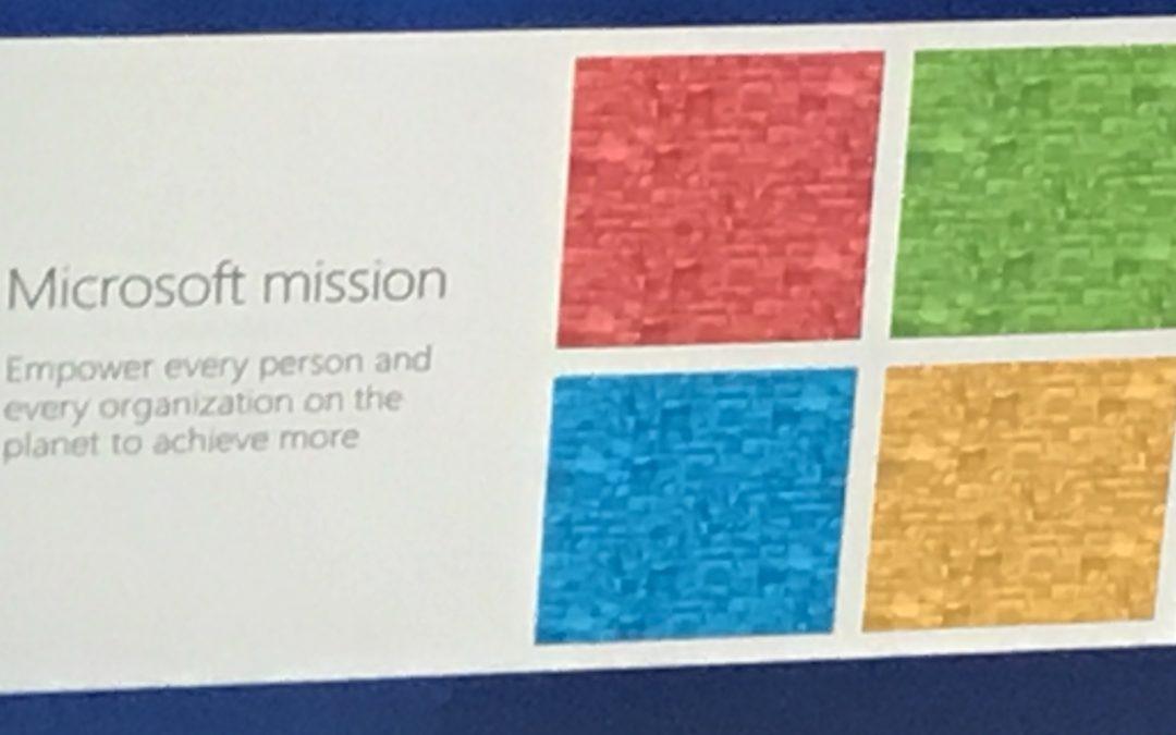 MVP ocenění společnosti Microsoft aneb když je pro nás práce posláním