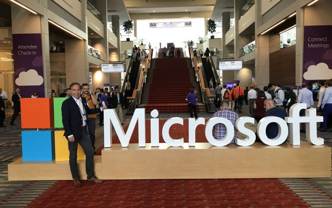 Konference Inspire 2017 ve znamení Microsoft 365 pro malé i velké firmy ve Washingtonu DC