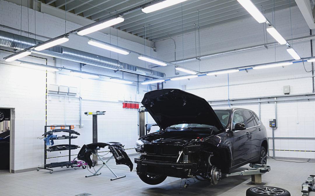 Historie servisních zakázek – nové řešení pro oblast Automotive