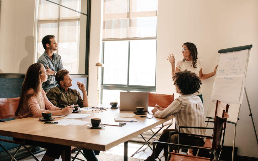 Najděte správné zaměstnance a rozvíjejte je