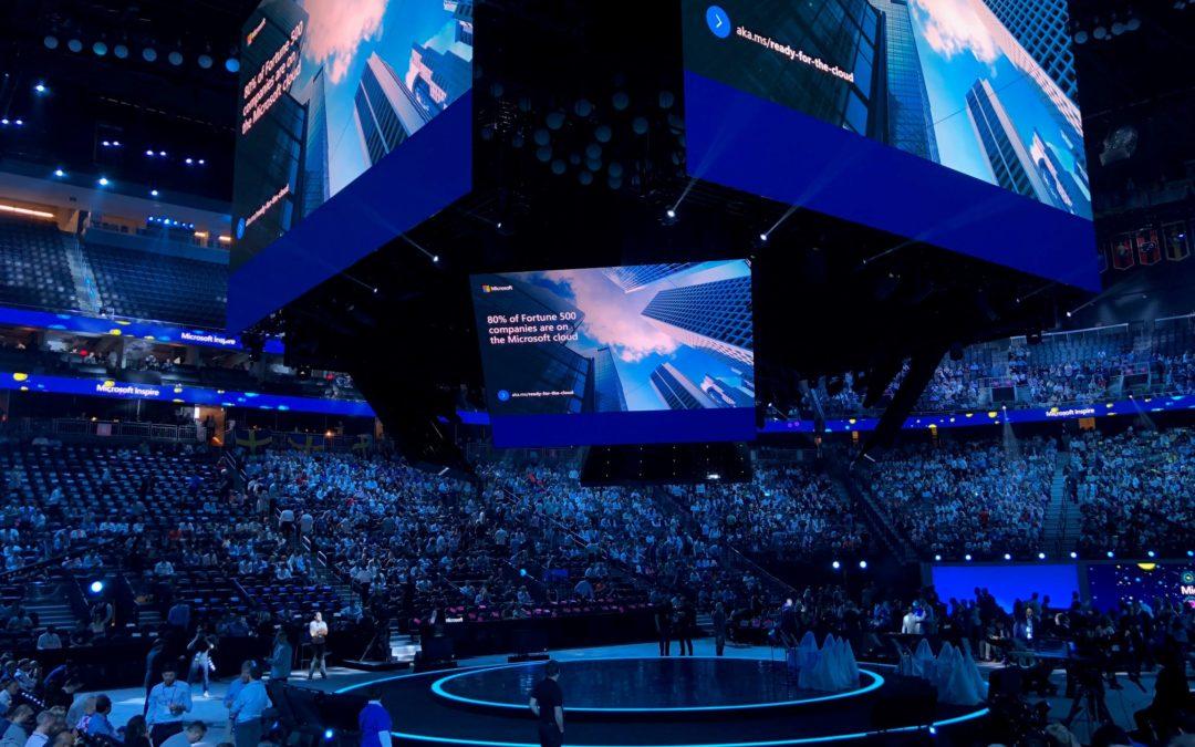 Satya Nadella představil na mezinárodní konferenci Inspire novou vizi zaměstnancům a partnerům společnosti Microsoft