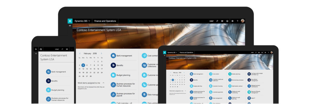 Microsoft Dynamics 365 for Finance and Operations