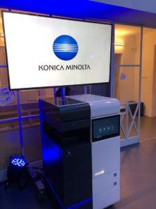 Workplace Hub Konica Minolta