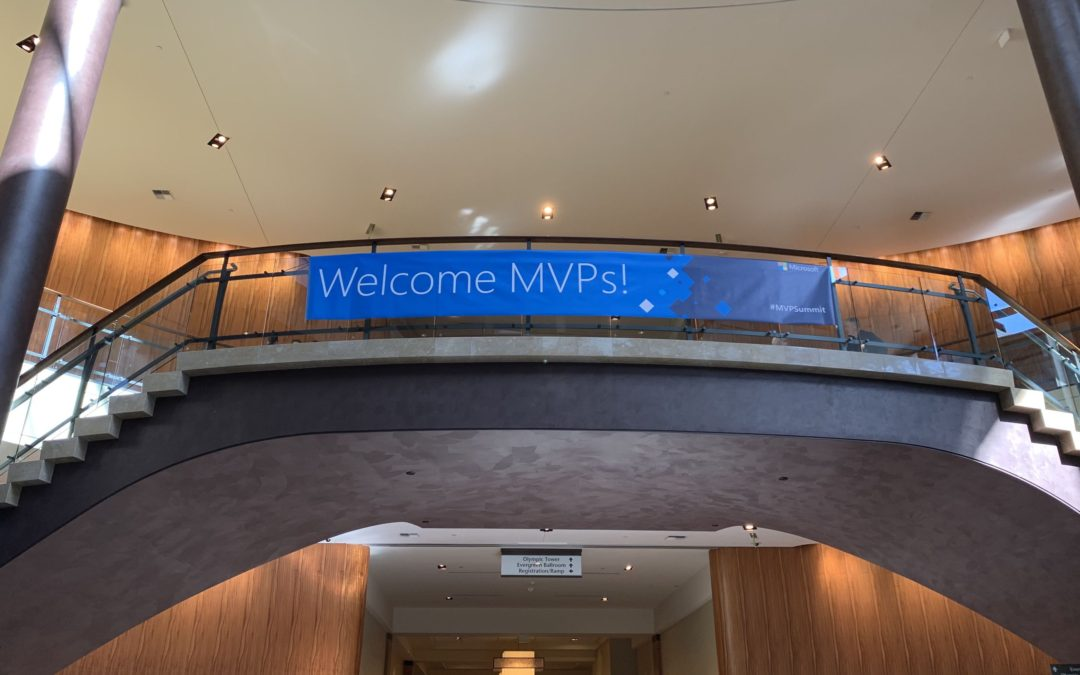 Microsoft MVP Global Summit 2019