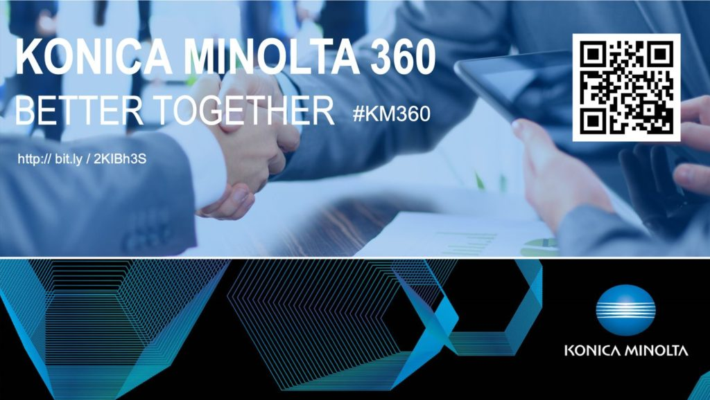 Konica Minolta 360 Better Together
