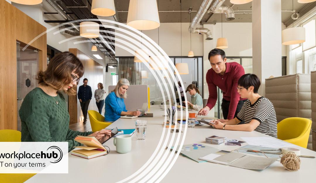 Workplace Hub sjednocuje a zjednodušuje firemní IT