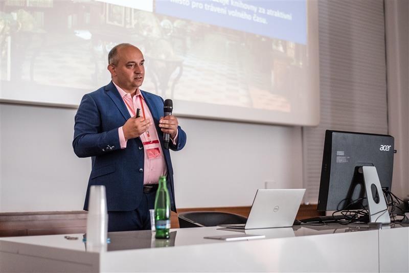 V Olomouci proběhla konference Knihovny současnosti 2019