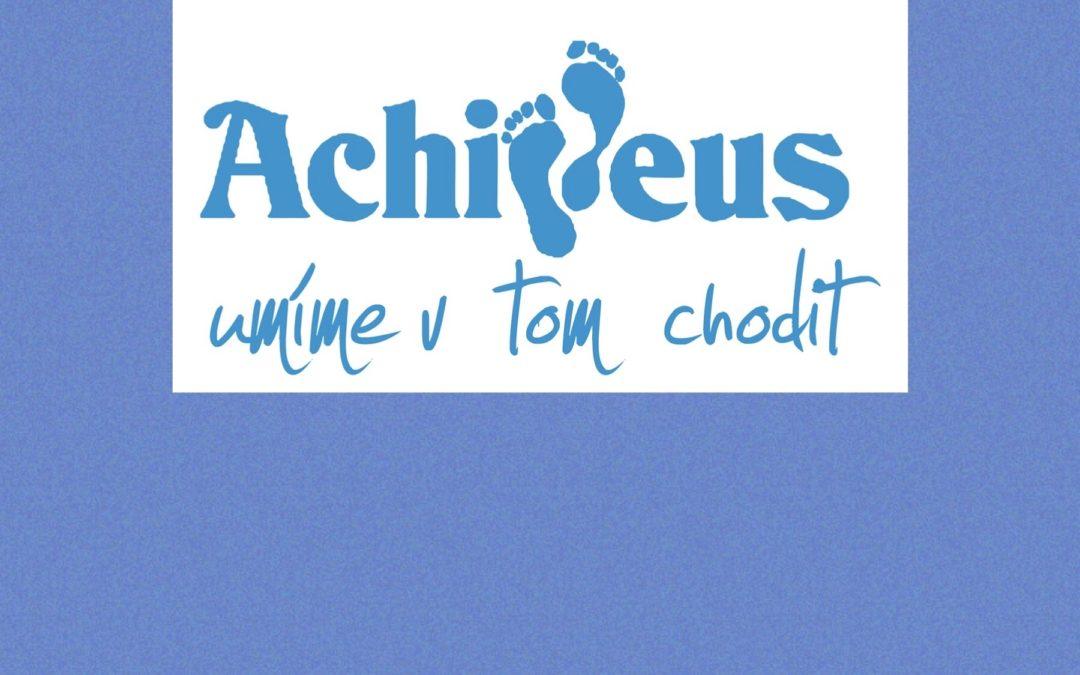 Podpořili jsme organizaci Achilleus