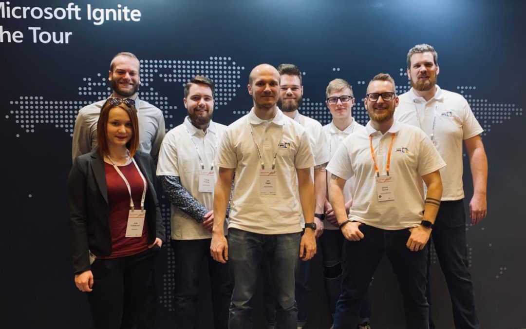 Microsoft Ignite The Tour Prague