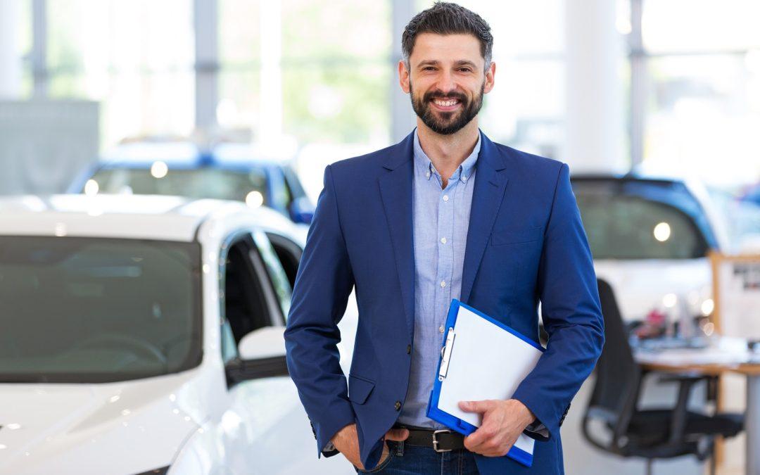 Konica Minolta Automotive CRM – Microsoftem certifikované řešení pro efektivní řízení dealerů vozů